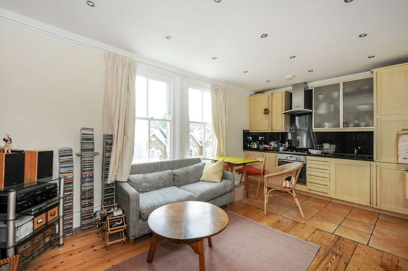 1 Bedroom Flat for sale in Gillespie Road, London