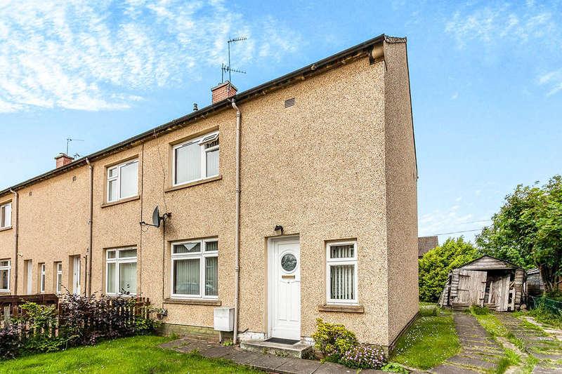 2 Bedrooms Property for sale in Pentland Road, Bonnyrigg, EH19