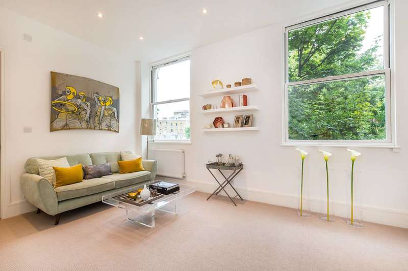 2 Bedrooms Flat for sale in Notting Hill Gate, Notting Hill Gate, W11