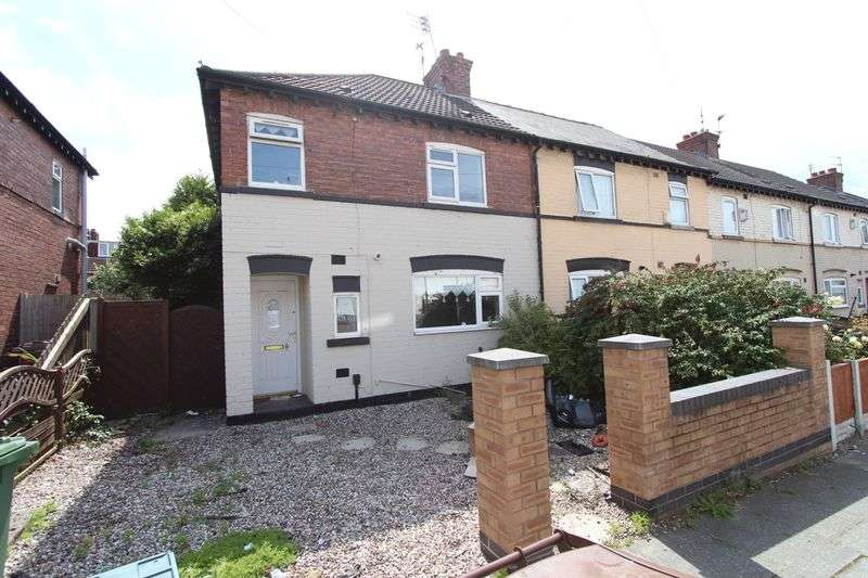 3 Bedrooms Terraced House for sale in William Morris Avenue, Liverpool