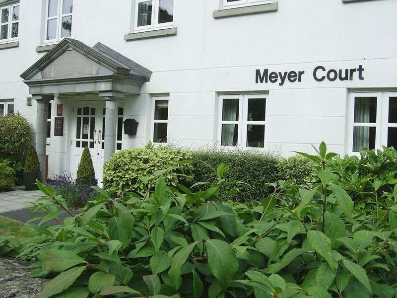 1 Bedroom Retirement Property for sale in Heavitree, Exeter, Meyer Court