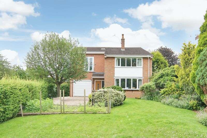 4 Bedrooms Detached House for sale in The Leys, Normanton on The Wolds