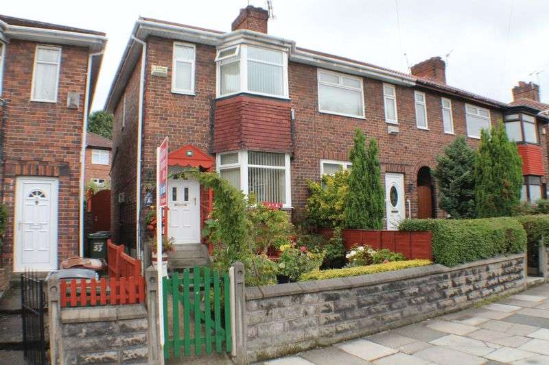 2 Bedrooms Semi Detached House for sale in Hinderton Road, Birkenhead