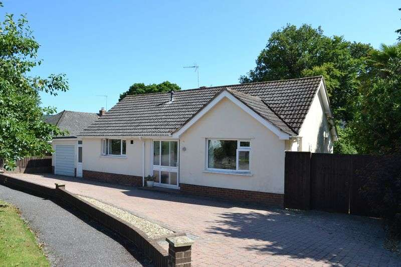 2 Bedrooms Detached Bungalow for sale in Brookside, Sidmouth