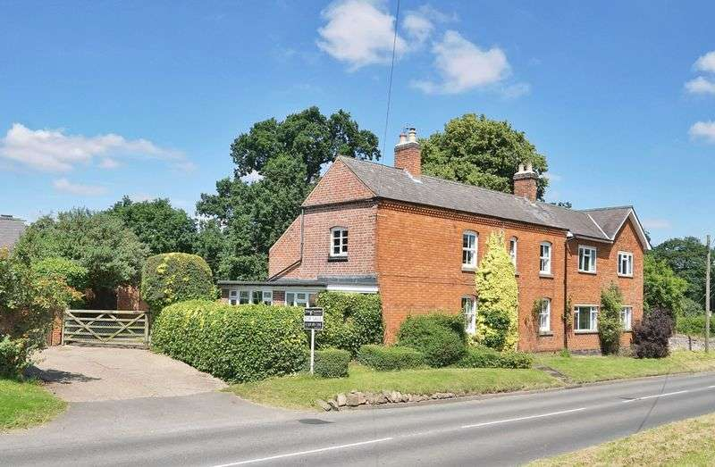 6 Bedrooms Detached House for sale in Queen Street, Barkby Thorpe