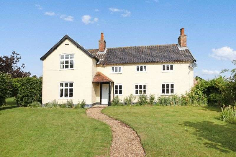 5 Bedrooms Detached House for sale in Ditchingham, Bungay