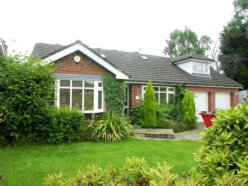 3 Bedrooms Detached House for sale in POYNTON (BURTON DRIVE)