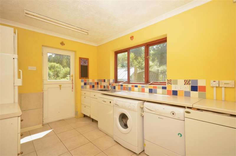 5 Bedrooms Detached Bungalow for sale in Frith End, Bordon, Hampshire