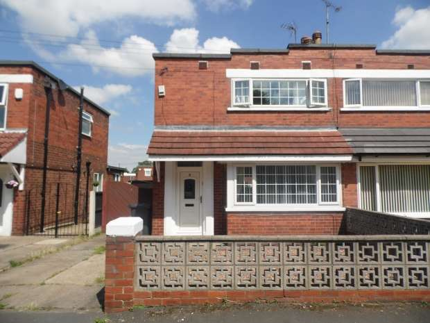 2 Bedrooms Semi Detached House for sale in EDITH TERRACE SUNNYFIELDS DONCASTER
