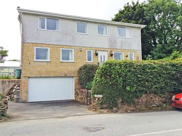 4 Bedrooms Detached House for sale in St Ive Road, Pensilva, Liskeard, Cornwall