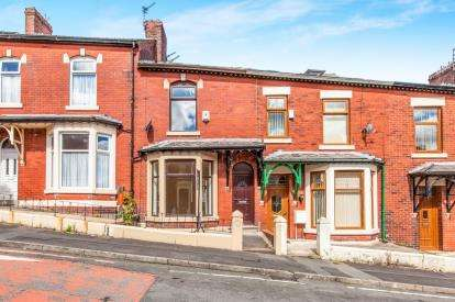 3 Bedrooms Terraced House for sale in Azalea Road, Blackburn, Lancashire, ., BB2