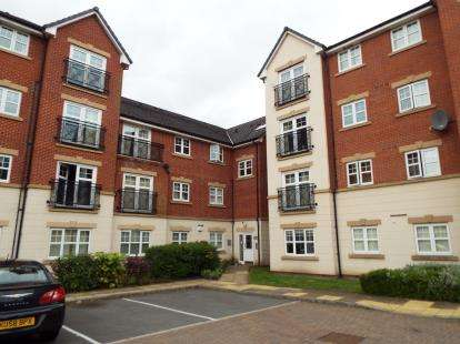 2 Bedrooms Flat for sale in Astley Brook Close, Bolton, Greater Manchester, BL1