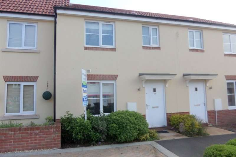 3 Bedrooms Terraced House for sale in Seven Acres, Cranbrook