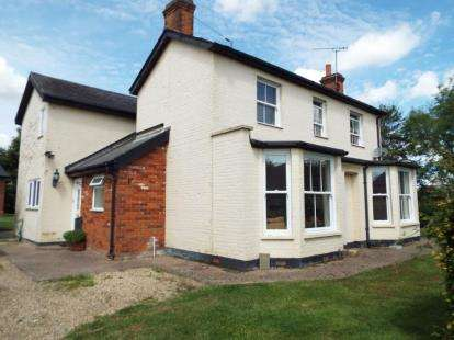 4 Bedrooms Detached House for sale in Ipswich, Suffolk