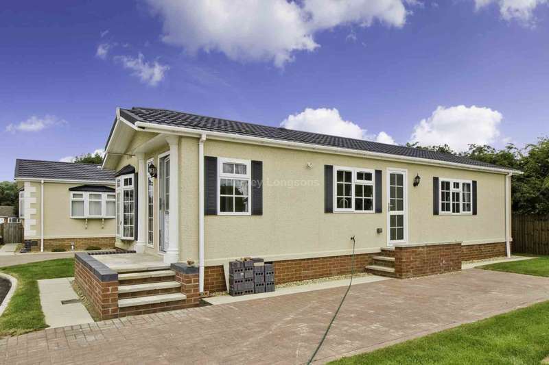 2 Bedrooms Park Home Mobile Home for sale in Commons Road, Whittlesey