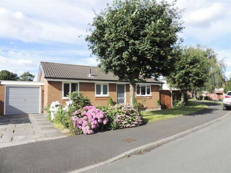 2 Bedrooms Property for sale in Birchall Green, Woodley, Stockport