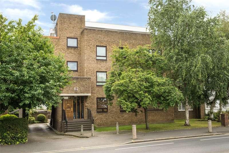 2 Bedrooms Flat for sale in Denewood, 62 Worple Road, London, SW19
