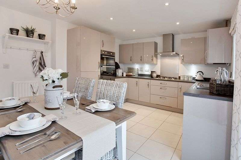 3 Bedrooms House for sale in The Homelands, Bishops Cleeve, Gotherington Lane, Cheltenham, GL52 8EN