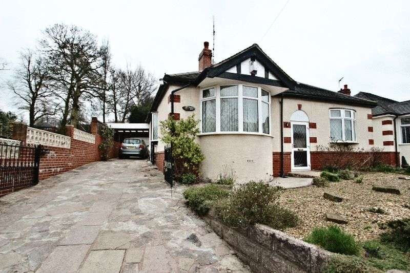 2 Bedrooms Detached Bungalow for sale in Park Avenue, Stoke-On-Trent