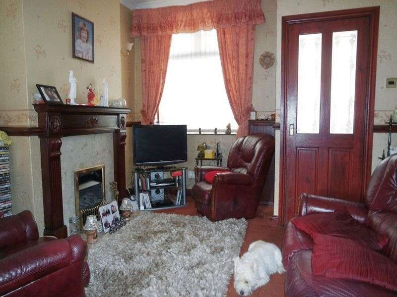 2 Bedrooms Terraced House for sale in Heber Street, Longton, Stoke-On-Trent, ST3 1LA