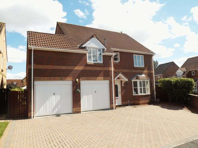 4 Bedrooms Detached House for sale in Hamsterley Road, Newton Aycliffe