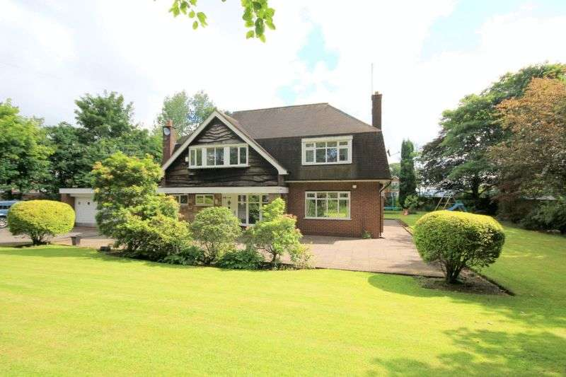 3 Bedrooms Detached House for sale in Bradwell Lane, Bradwell