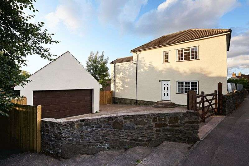 4 Bedrooms Detached House for sale in Cock Road, Kingswood, Bristol