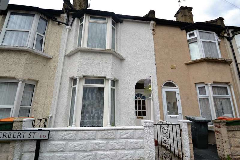 3 Bedrooms Terraced House for sale in Herbert Street, Plaistow, London