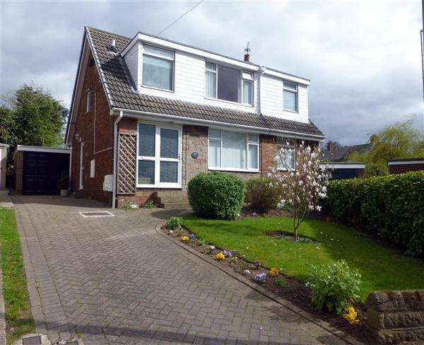 4 Bedrooms Detached House for sale in South Farm Avenue, Harthill, Sheffield