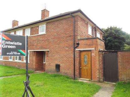 2 Bedrooms Flat for sale in Hoyle Avenue, Lytham St. Annes, Lancashire, FY8
