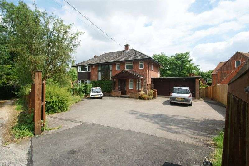6 Bedrooms Detached House for sale in Rooksbury Road, Andover