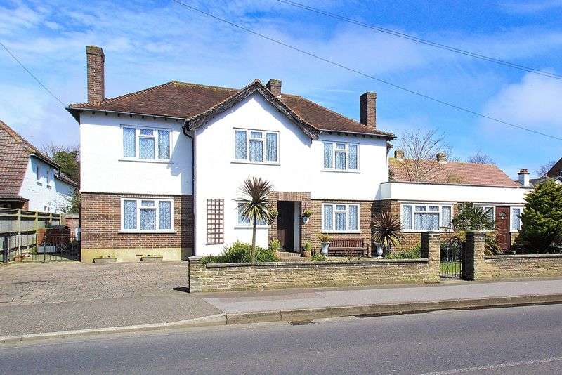 4 Bedrooms Detached House for sale in Aldwick Road, Aldwick, PO21