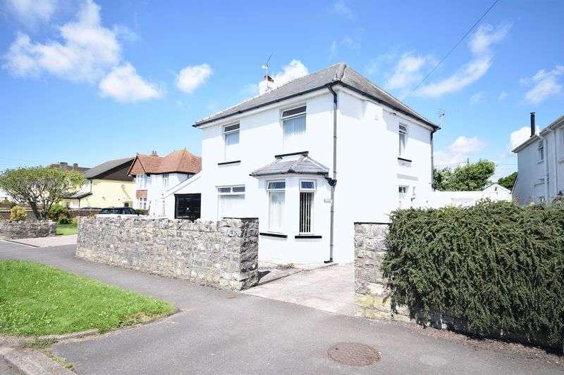 3 Bedrooms Detached House for sale in Noddfa, 75 High Street, Laleston, Bridgend CF32 0HL