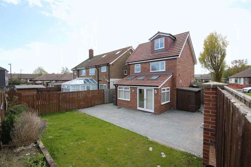 3 Bedrooms Detached House for sale in Beresford Avenue, Hebburn
