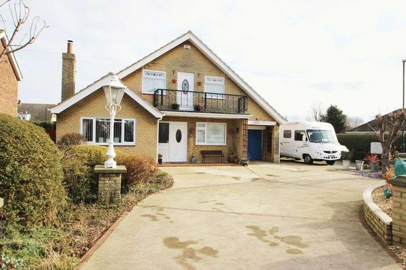 3 Bedrooms Detached House for sale in CRAVENS LANE, HABROUGH
