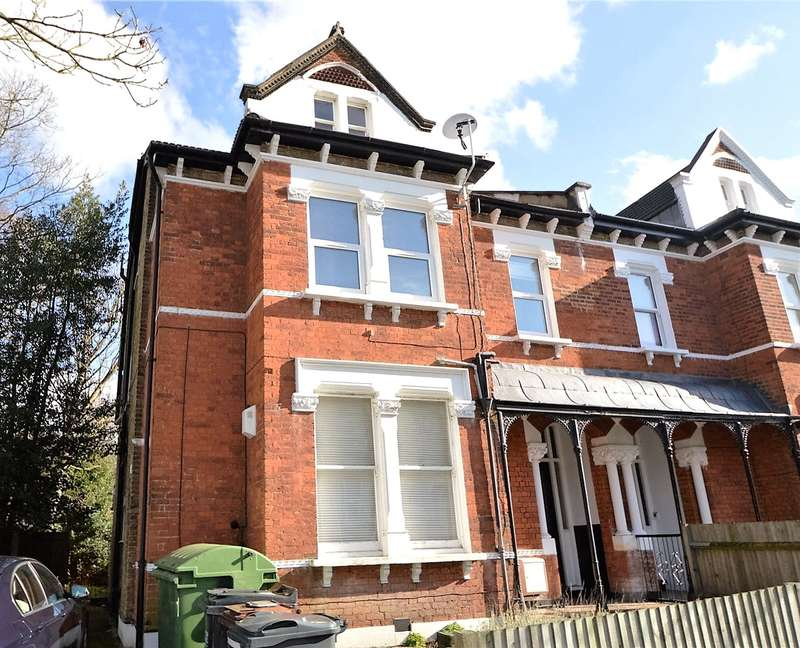 1 Bedroom Apartment Flat for sale in Moreton Road, South Croydon