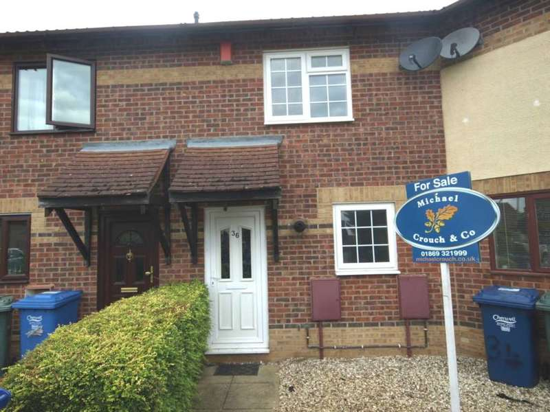 2 Bedrooms Terraced House for sale in Acorn Close, Bicester