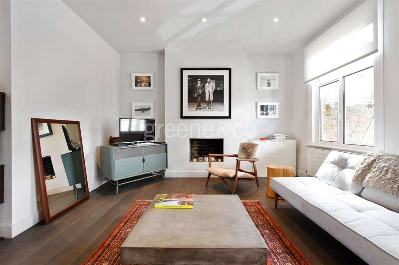 1 Bedroom Flat for sale in Bravington Road, Maida Vale, London, W9