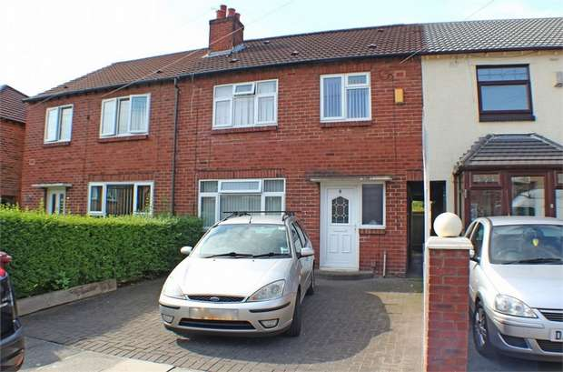 4 Bedrooms Terraced House for sale in Willoughby Road, Broadgreen, Liverpool, Merseyside