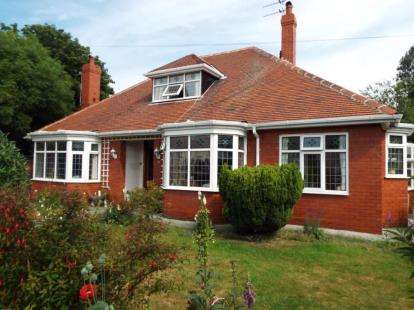 3 Bedrooms Bungalow for sale in Brownmoor Lane, Liverpool, Merseyside, L23