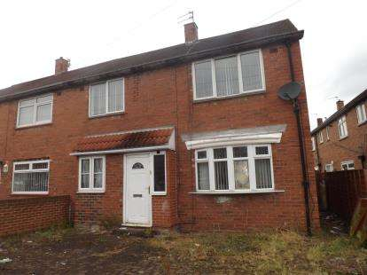 3 Bedrooms Semi Detached House for sale in Tasmania Road, South Shields, Tyne and Wear, NE34