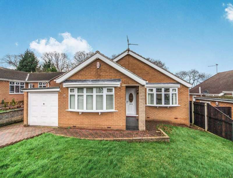 3 Bedrooms Detached Bungalow for sale in Hampstead Road, Middlesbrough, TS6