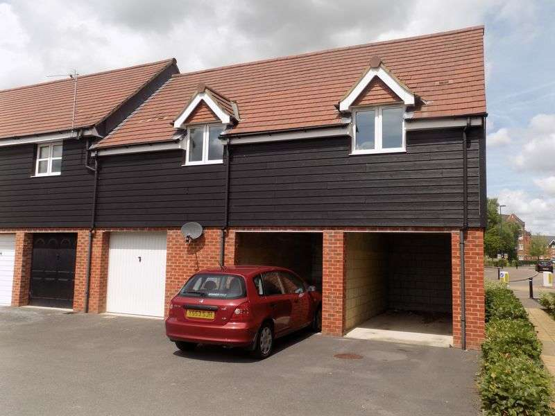 2 Bedrooms Semi Detached House for sale in Torun Way, Haydon End