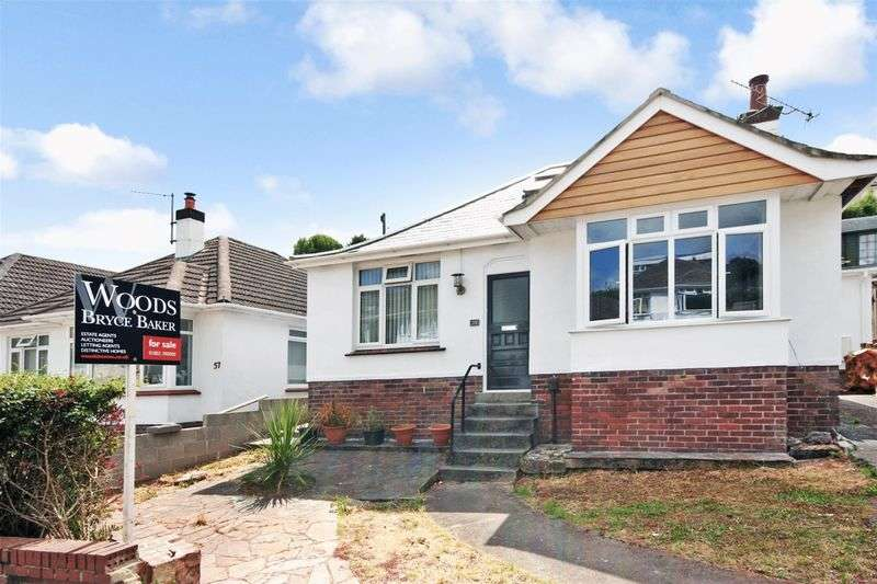 2 Bedrooms Detached Bungalow for sale in Shorton Valley Road, Preston, Paignton