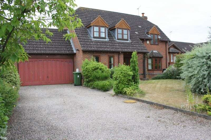 4 Bedrooms Detached House for sale in Crown Lane, Defford