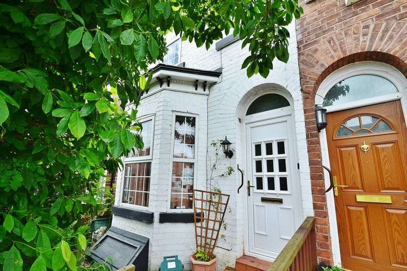 2 Bedrooms Terraced House for sale in Shakespeare Crescent, Manchester