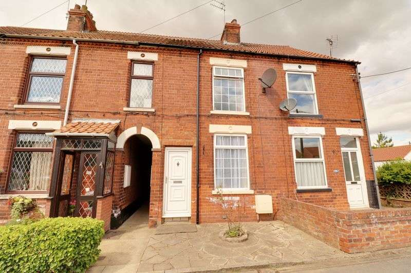 3 Bedrooms Terraced House for sale in Marsh Lane, Barton-Upon-Humber