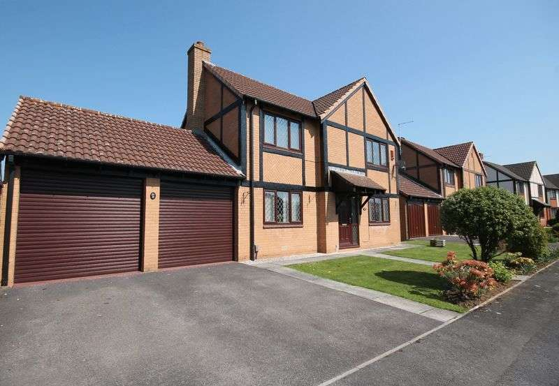 4 Bedrooms Detached House for sale in Argyle Drive, North Yate, Bristol