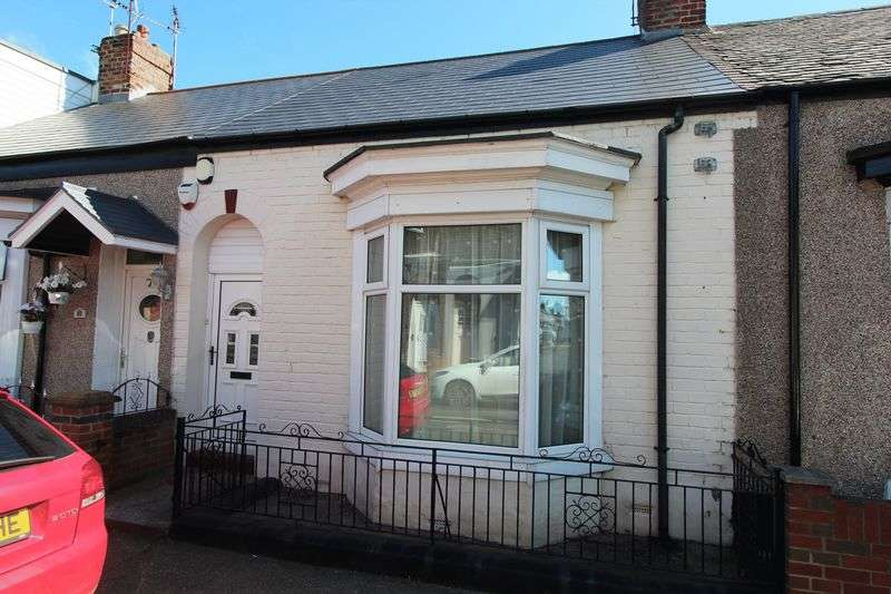 2 Bedrooms Terraced House for sale in St. Leonard Street, Hendon Sunderland