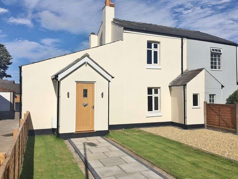 2 Bedrooms Semi Detached House for sale in Leamington Road, Ainsdale